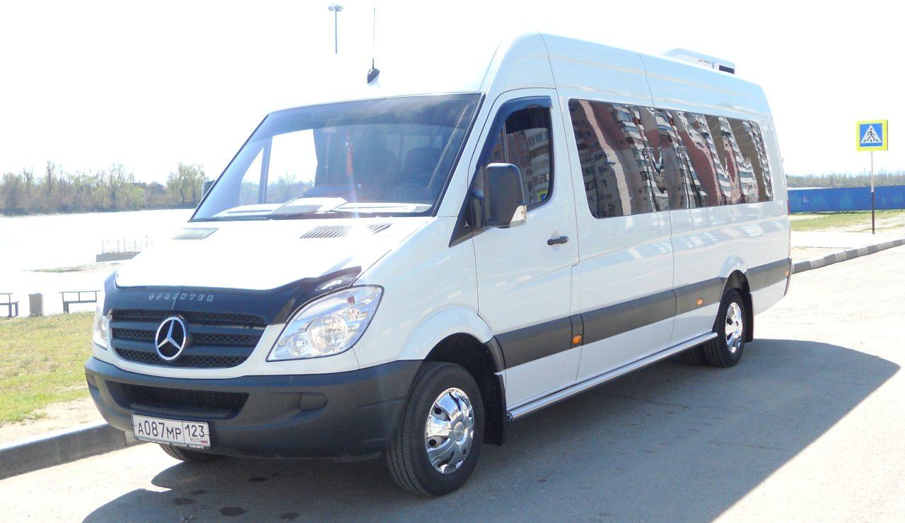 почасовая аренда микроавтобуса